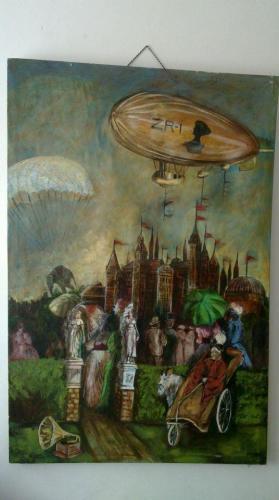 """""""Launch Day"""" Marike Korting (then Honiball)"""